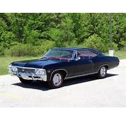 The 67 Impala From Show Supernatural I Want That Sound  Dodge