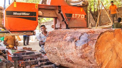 sri lanka sawmiller   wood mizer sawmills youtube