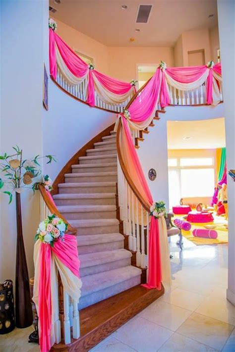 House decorations Home Inspiration! For Indian Wedding