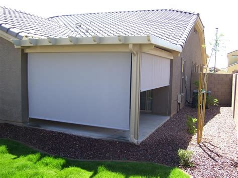 Roll Up Screens For Patio by Patio Roll Up Patio Shades Home Interior Design