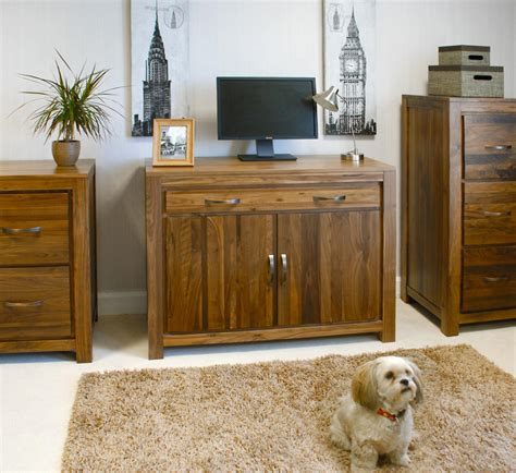 linea solid walnut home furniture hideaway hidden home