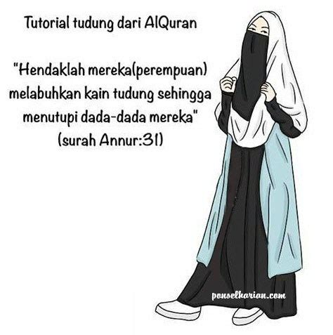 gambar anime kartun bercadar lihat muslimah keren syaritime instagram photos
