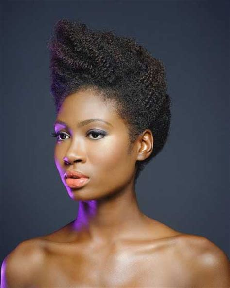 short hairstyles for kinky hair 30 best short haircuts for black women short hairstyles