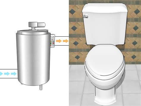 in toilet tank how to stop toilet tank sweating 5 steps with pictures