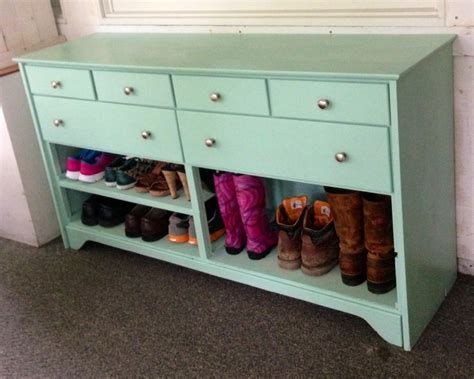 table with shoe storage entryway table with shoe storage do it yourself