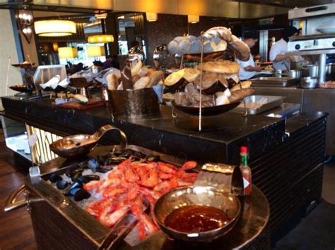 buffet lunch at contango restaurant picture of the