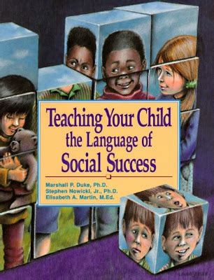 duke a nonchalant kid from books teaching your child the language of social success by