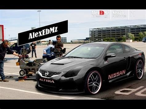nissan altima tuner virtual tuning nissan altima 71 youtube
