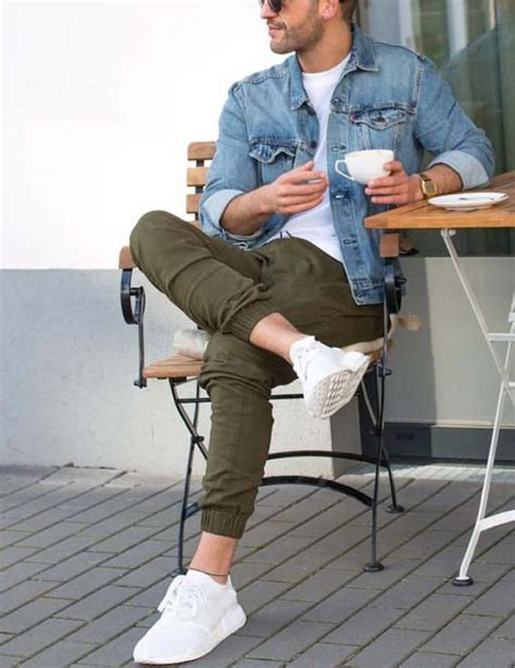 Sweater Pria Model New Casual Green Army Brown Shoulder Patch 447 17 army green a white a denim jacket and white sneakers styleoholic things to
