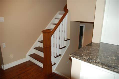 Outdoor Banisters And Railings Stair Railing Muskybay Millwork