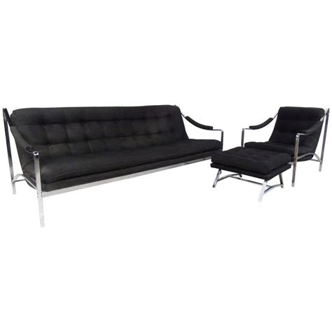 mid century living room set mid century modern living room set with sofa chair and