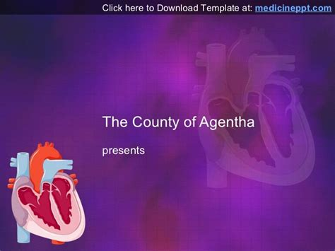 powerpoint design heart heart powerpoint design template