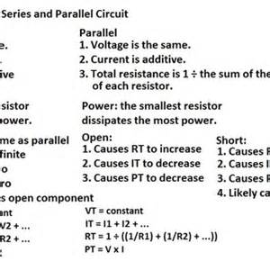 difference between resistor in series and parallel chapter 4 parallel circuits 简体中文