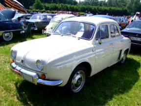 Renault Dauphine Parts Renault Dauphine Technical Details History Photos On