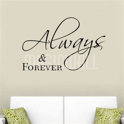 forever always always and forever quotes quotesgram