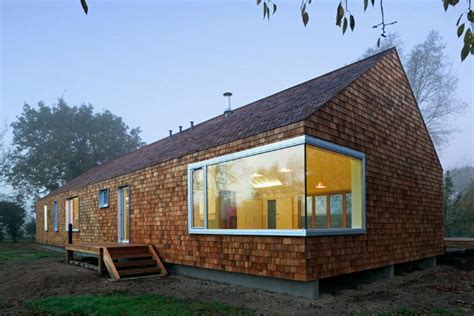 prefab country homes cedar home design in norfolk uk