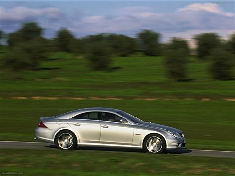 2009 mercedes cls 63 amg 2009 mercedes cls 63 amg car picture 19 of 48