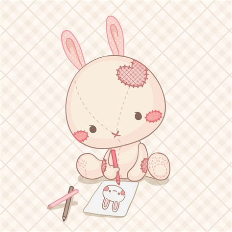 cute 183 kawaii blog everything kawaii cute artist bunny cute drawing illustration image 423779