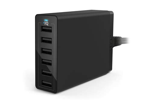 anker powerport 6 is a multi port usb charger for your