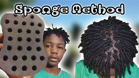 can you get a hair sponge at walmart how to get dreadlocks with a sponge youtube