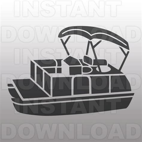 pontoon boat clipart free pontoon boat clip art www pixshark images