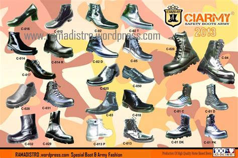 Sepatu Pdh Import sepatu polwan jual aneka barang perlengkapan militer tni