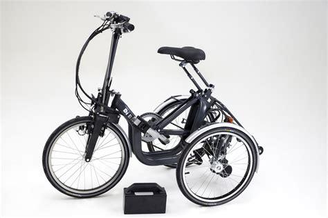 Di Blasis Motorized Folding Tricycle by R34 Di Blasi