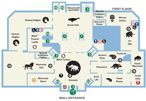 smithsonian floor plan smithsonian museum of natural history floor plan