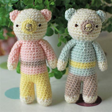 Handmade Bears - handmade candyfloss bears by chan