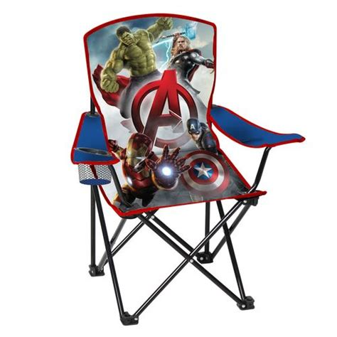 Avengers Chair by Marvel Avengers Kids Camp Chair Academy