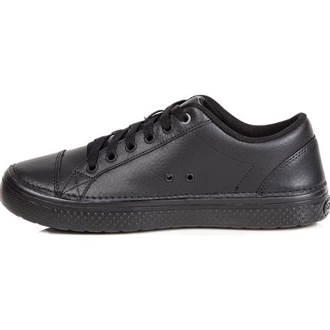 crocs hover slip resistant locut skate work shoe 12118060