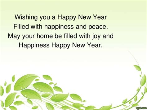 new year message to your happy new year messages
