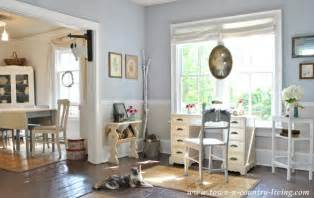 How To Decorate A Cottage Style Home Take A Tour Of My Cottage Style Farmhouse Town Country Living