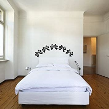 fake headboard decal best bow wall decal products on wanelo