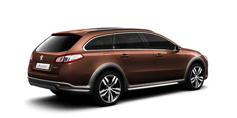peugeot 508 sw peugeot 508 sw allroad gmotors co uk latest car news