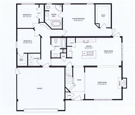 Bainbridge Floorplan The Brady Apartments