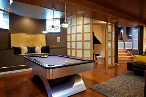 modern basements basement remodel