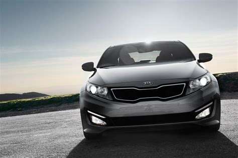 2013 Optima Sxl by 2013 Kia Optima Sxl Front End Photo 14
