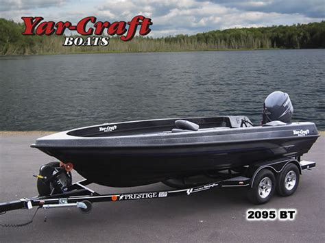 yar craft boats research yar craft boats 2095 bt multi species fishing