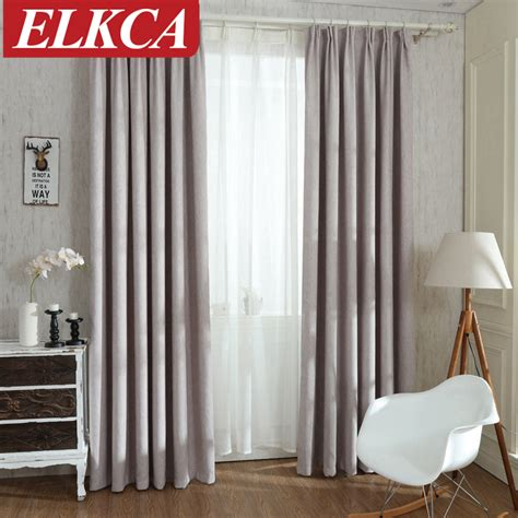 blackout in the room solid colors blackout curtains for the bedroom faux linen modern curtains for living room window