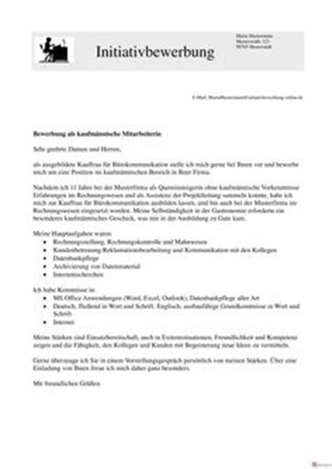 Anschreiben Mehr Als Eine Seite M 225 S De 1000 Im 225 Genes Sobre Initiativbewerbung Bewerbung