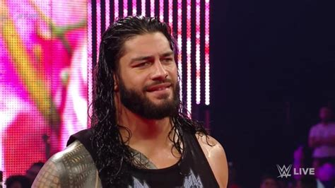 roman reigns facebook 411mania wwe news roman reigns gets stitches first