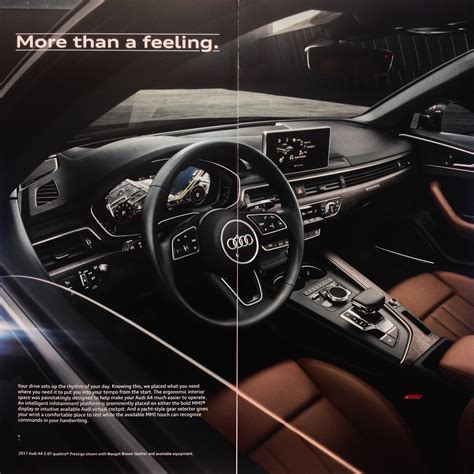 new colors for 2017 ad audi s ads are more than a feeling digital insights blog