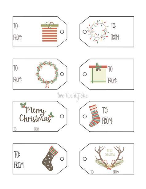 christmas gift tags printable decor printable christmas tags design thirty handmade days