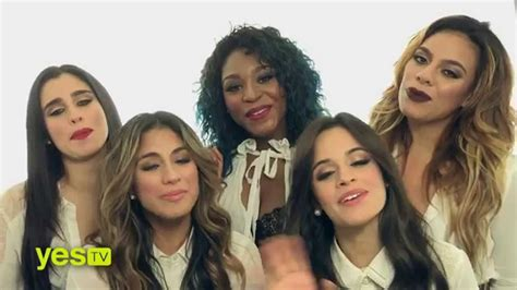 x factor group fifth harmony attempts to make a name for message by fifth harmony x factor uk youtube