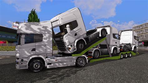 the trailer scania trucks trailer ets 2 mods ets2downloads