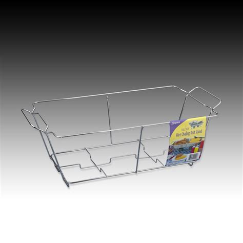 Wire Chafing Racks by Kingsmen Size Wire Chafing Rack Plastic Cups