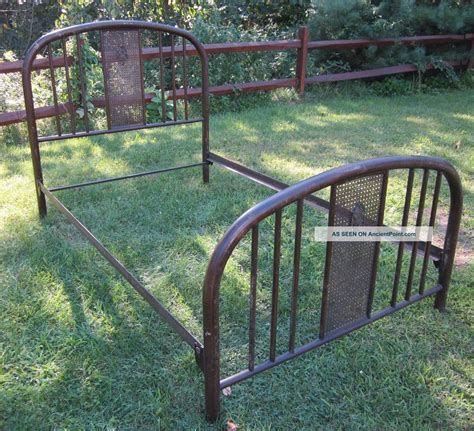 antique iron bed fresh cool antique iron bed frame los angeles 19753