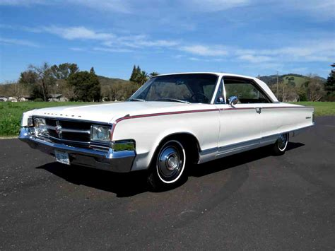 For Sale Chrysler 300 by 1965 Chrysler 300 For Sale Classiccars Cc 966319