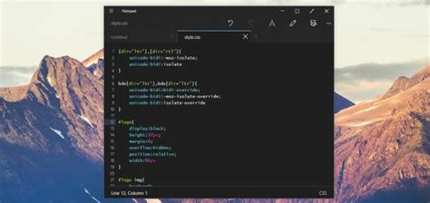 notepad themes black green dark theme for notepad here s how to convince microsoft